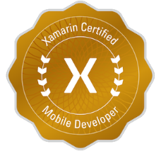 Wildcard LLC is a Certified Xamarin Partner